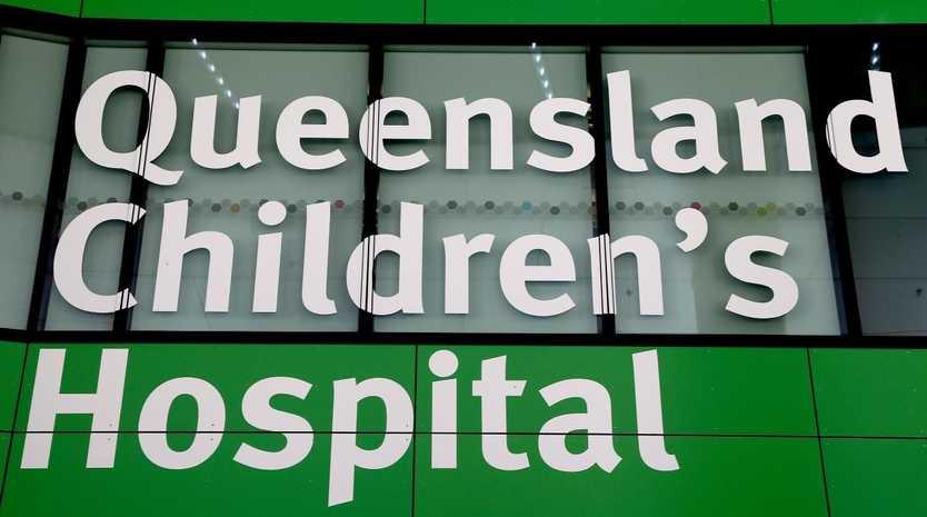 Queensland Children's Hospital sent sick kids bills to debt collectors. Picture: AAP/David Clark