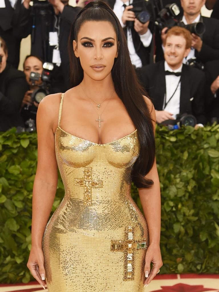 Kim Kardashian is one of the big stars to have tried the keto diet. Picture: Jamie McCarthy/Getty Images