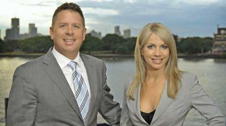 Place Estate Agents managing directors Damian and Sarah Hackett.