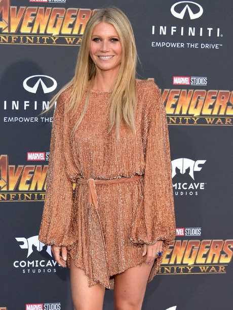 As has Gwyneth Paltrow. Picture: Neilson Barnard/Getty Images