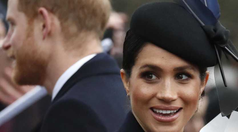There are reports the Duchess of Sussex will give birth at Frimley Park Hospital. Picture: AP Photo/Frank Augstein