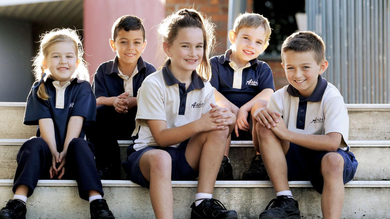 Students at Assisi Catholic College will receive the smallest price increase.