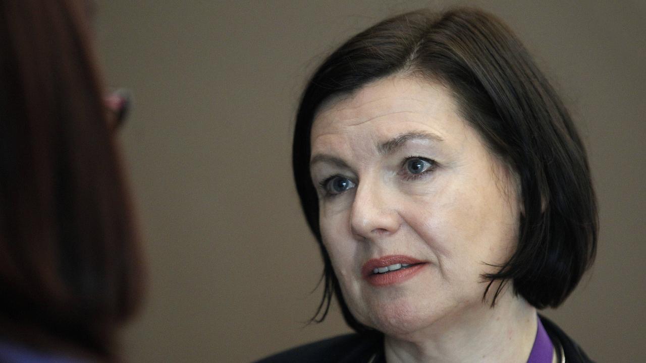 Children's Health Queensland CEO Fionnagh Dougan.