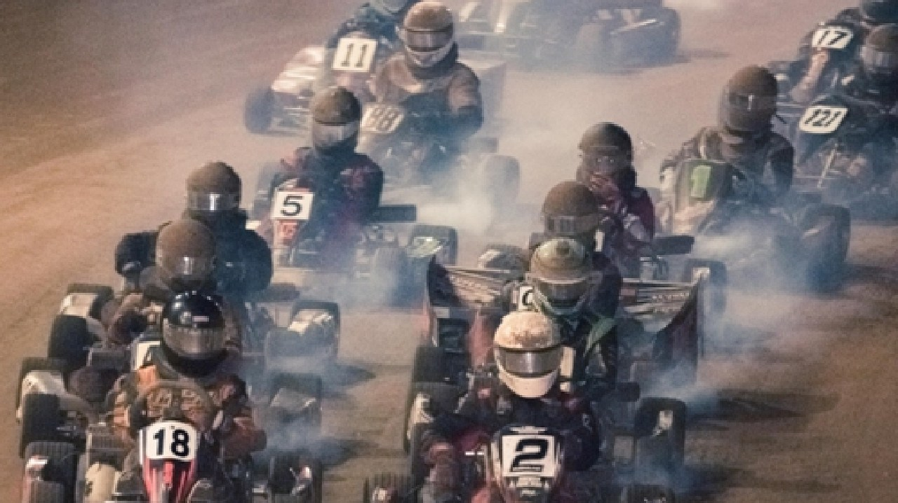 The NQ Speedway Kart Club has been the subject of an ugly internal brawl.