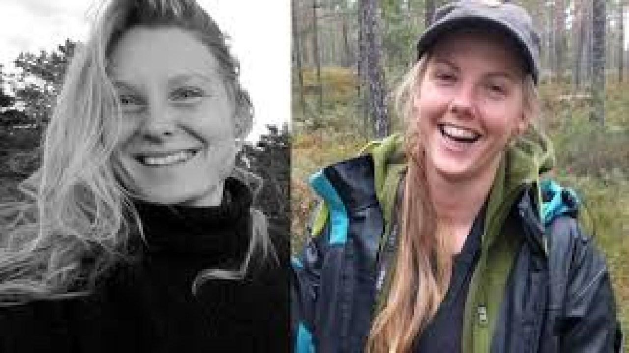 Louisa Vesterager Jespersen and Maren Ueland.