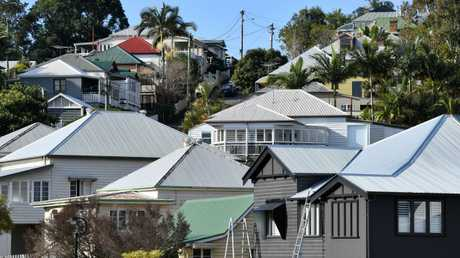 Increased interstate migration and infrastructure spending is tipped to help the Brisbane housing market in 2019. Image: AAP/Darren England.