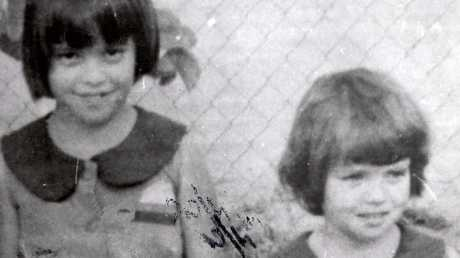 Sisters Judith 7 and Susan Mackay 5 of Aitkenvale, who were killedon August 26, 1970.