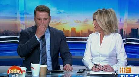 Karl Stefanovic was dumped from the show he had co-hosted for more than a decade at the end of December.