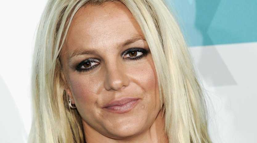 Britney Spears says she is taking time off to care for her father. Picture: AP