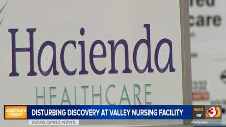 The woman was a patient at Hacienda Healthcare in Arizona for over a decade. Picture: CBS News