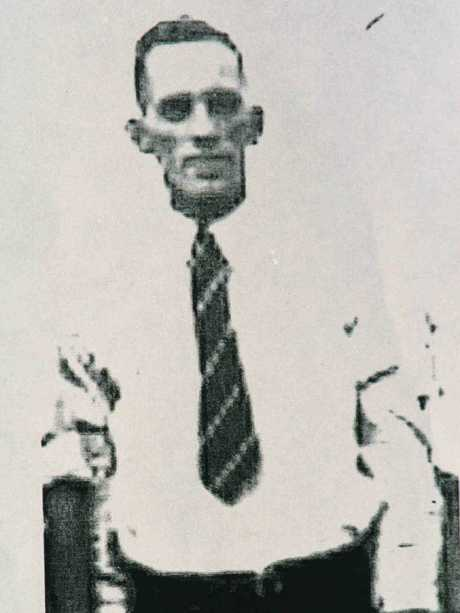 A likeness of Arthur Stanley Brown from the late 1960's as supplied by police - Pic: Cameron/Laird