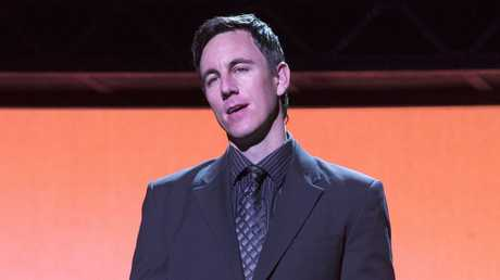 Jersey Boys starring Glaston Toft returns to Brisbane.