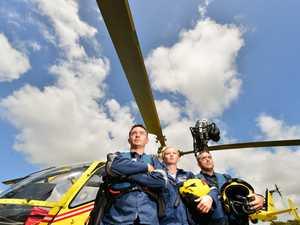 Westpac Chopper Pilot Near-Miss at Noosa