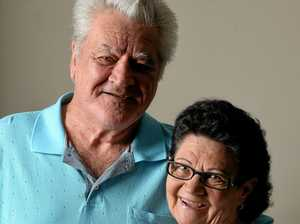 Couple celebrates golden milestone