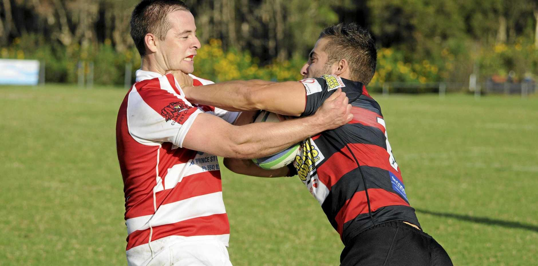 GONE: The Grafton Redmen won't be taking on the Coffs Snappers this year.