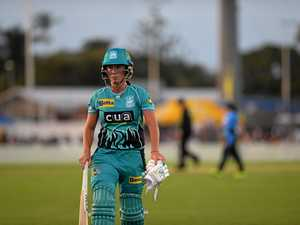 Mooney can't find a fifty as Heat smashes the Stars