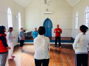 Stressed, Tired, Anxiety, Chronic Pain? QiGong has great benefits for overall health and well-being as a type of movement meditation.