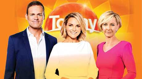 NINE'S new look Today breakfast line-up has gone down like a lead balloon with fans taking to social media to slam the network.