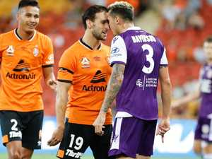 Glory force struggling Roar collapse