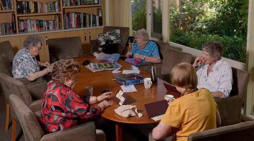 27/2/16. Real Estate retirement story. Bartonvale Gardens retirement village Pic: Keryn Stevens