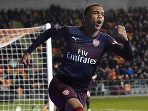Minnows stun PL outfit, Gunners' youngest ever cup scorer