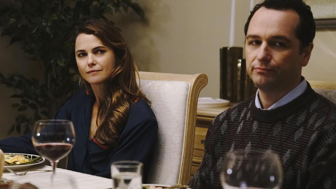 Keri Russell and Matthew Rhys in The Americans. Picture: Supplied