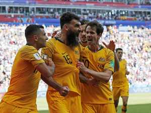 Nightmare curse threatens Socceroos dream