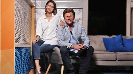 Nine had earlier said Richard Wilkins would remain on the show working alongside his replacement Brooke Boney. But he was barely mentioned in the media release. Picture: Sam Ruttyn