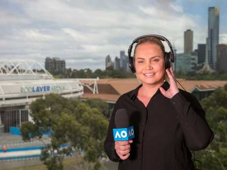 Expect to see more of Jelena Dokic this summer.