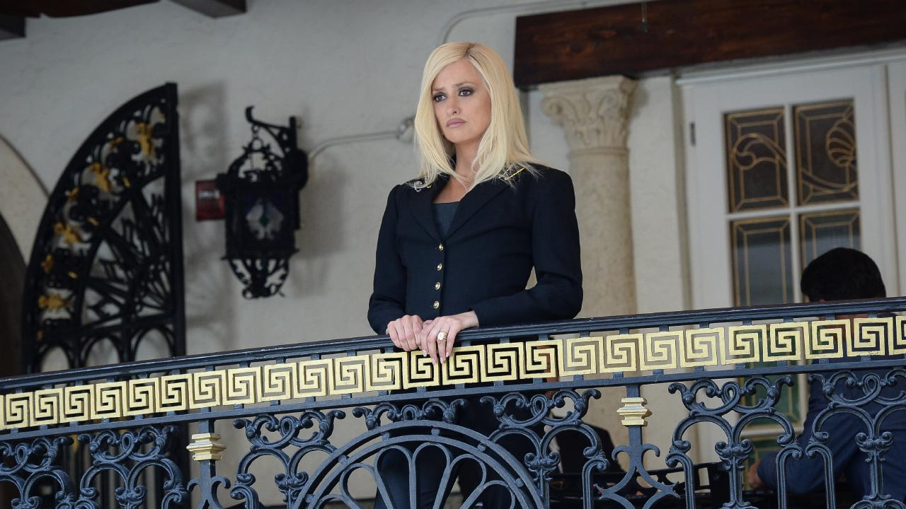 Penelope Cruz as Donatella Versace in American Crim Story: The Assassination of Gianni Versace. Picture: Supplied