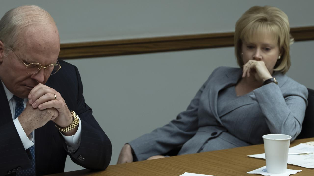 Amy Adams as Lynne Cheney in Vice. Picture: Supplied
