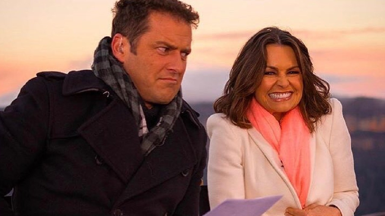 "Lisa Wilkinson responded to Karl Stefanovic firing from Nine by posting a gallery and ""Wishing Karl Stefanovic all the best""."