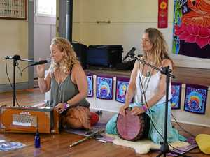 Crystal singing bowls, vibrations help on 'healing journey'