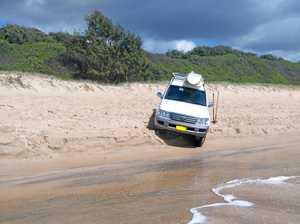 4WD beach access an ongoing dispute