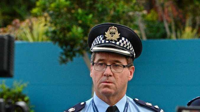 Coast's top cop, Superintendent Darryl Johnson, has ensured the force are doing all they can for its workers despite alarming claims many officers are being