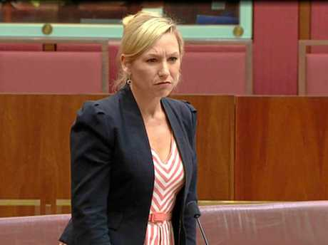 Senator Larissa Waters.