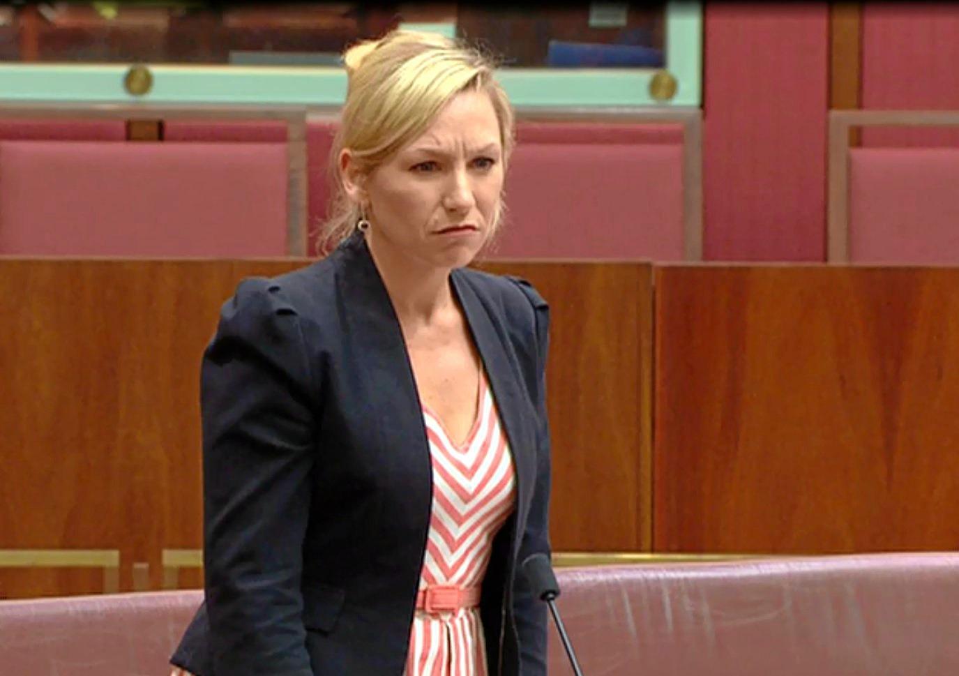Senator Larissa Waters.