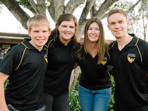Nanango brothers take on college leadership roles