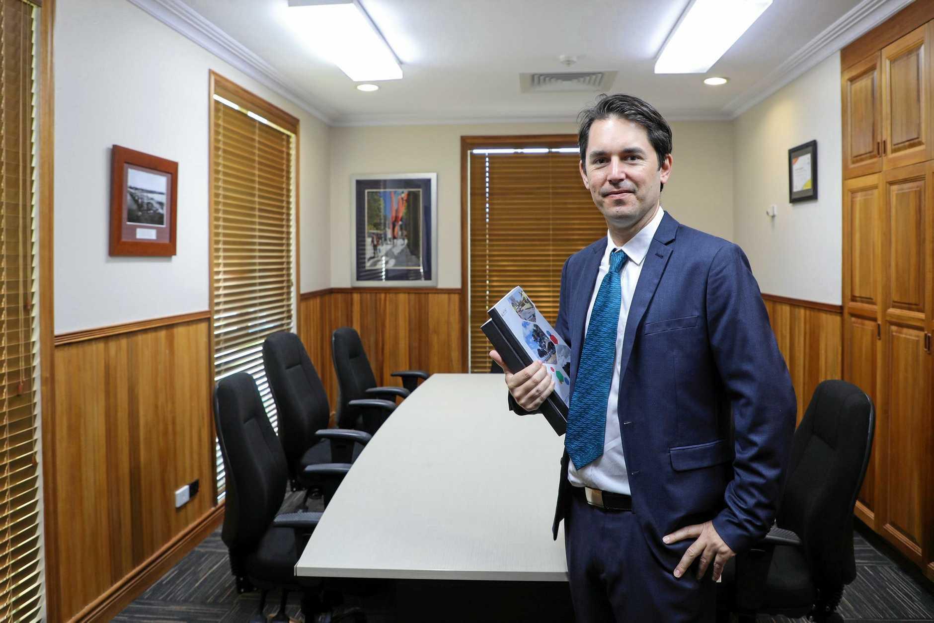 Fraser Coast Mayor George Seymour