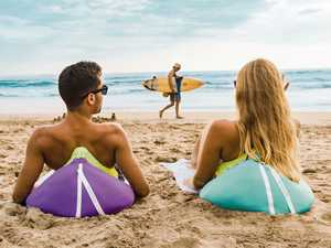Noosa company making waves with new beach accessory