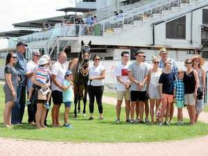 Connections roar for long-odds mare at Ipswich