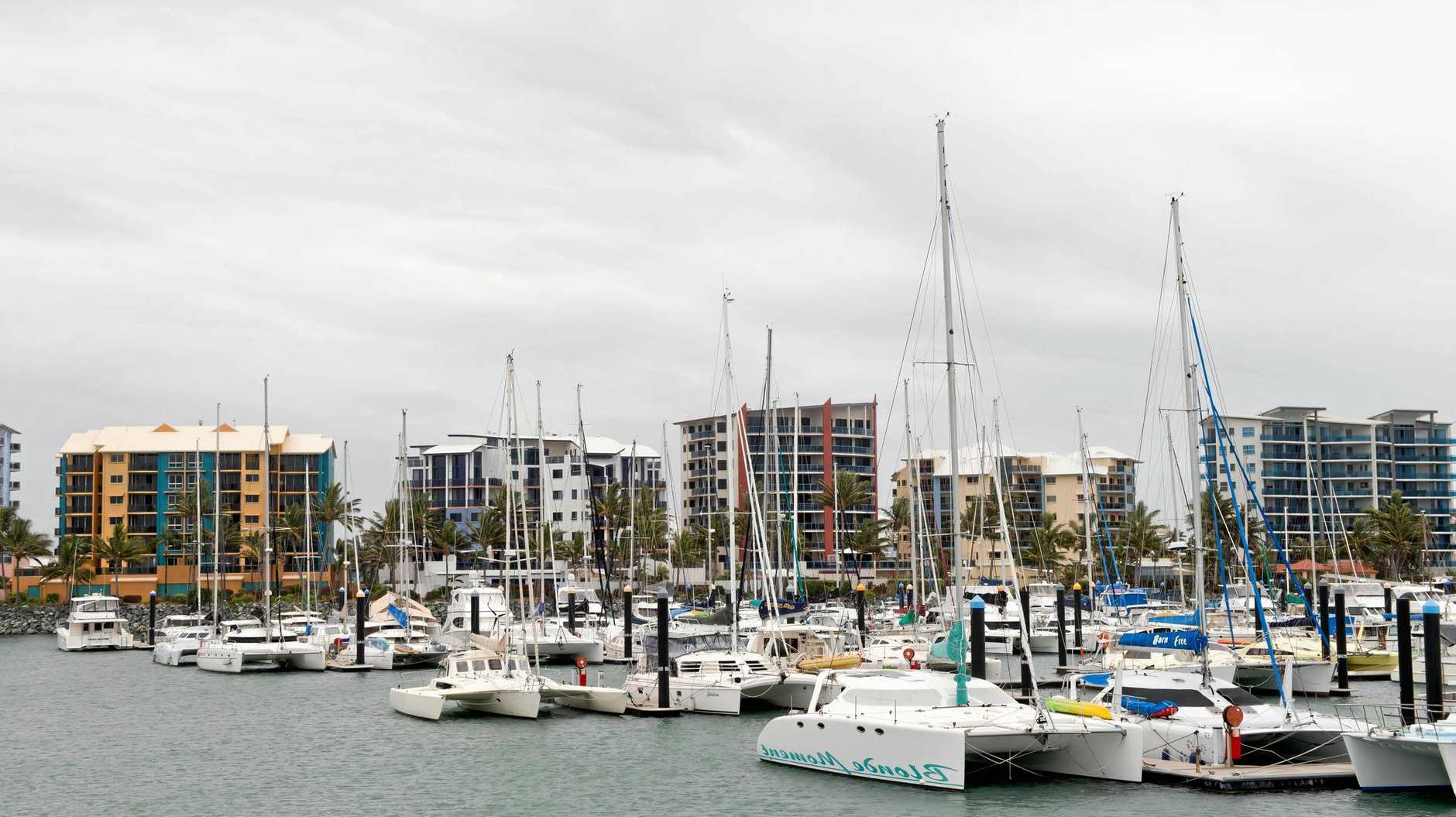 MARINA SHINES: Mackay Marina will once again be the entry point for the World Atlantic Rally for Cruisers this July.