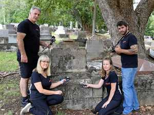 GHOST HUNTERS: 'I've seen things I can't explain'