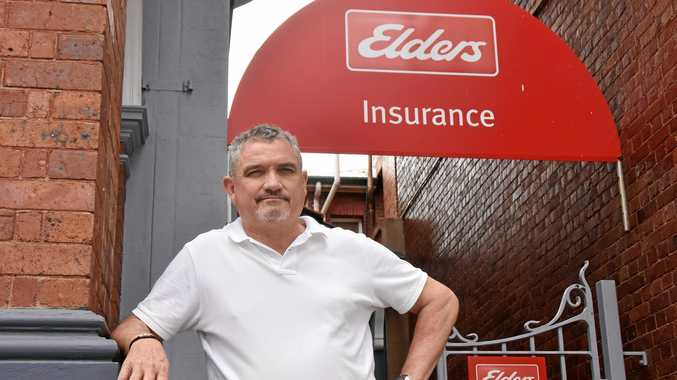 Elders Insurance Warwick insurance agent Warren Webster is celebrating 20 years since the business opened its doors in town.