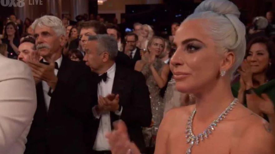 Lady Gaga lost to Glenn Close.