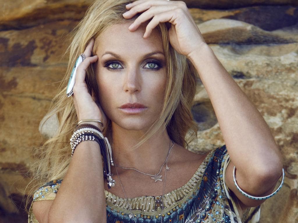 Model Annalise Braakensiek.