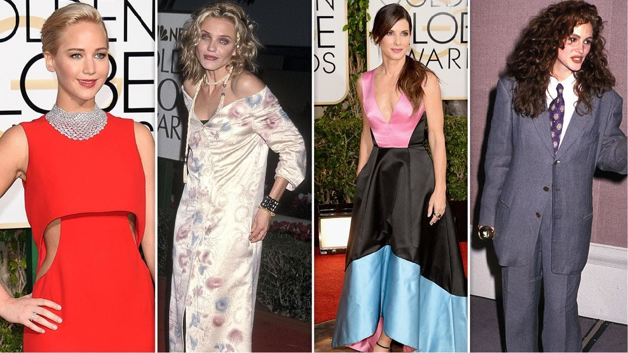 best and worst dressed golden globes