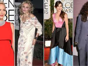 Best and worst dressed Golden Globes stars ever