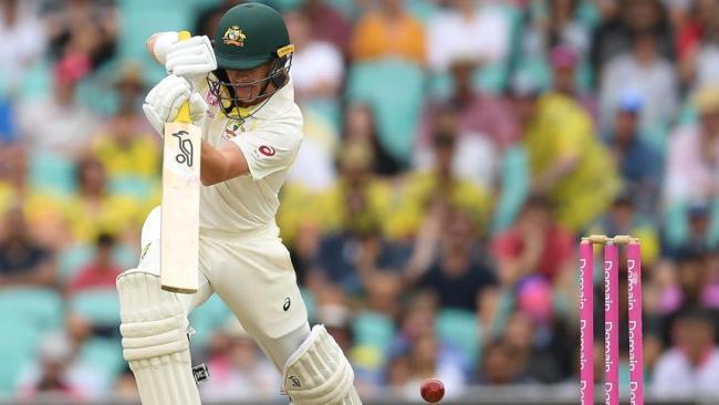 Will Marcus Harris break the century drought for Australia today?