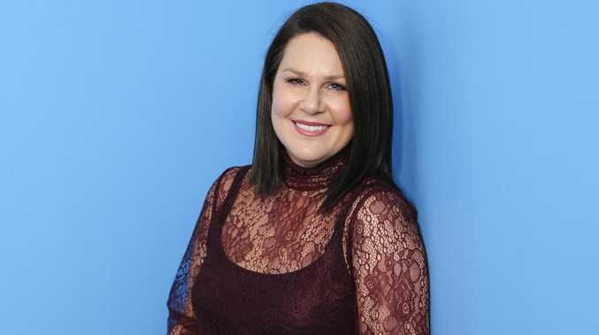Julia Morris is heading back to the jungle. Picture: Justin Lloyd